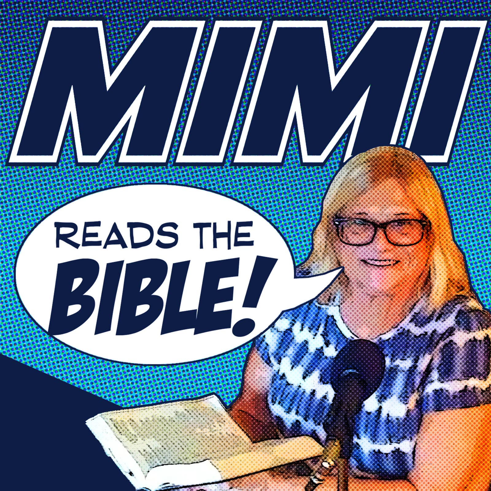 Mimi Reads the Bible